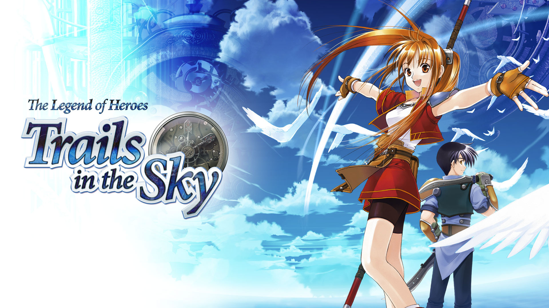 Legend of Heroes: Trails in the Sky Second Chapter, The