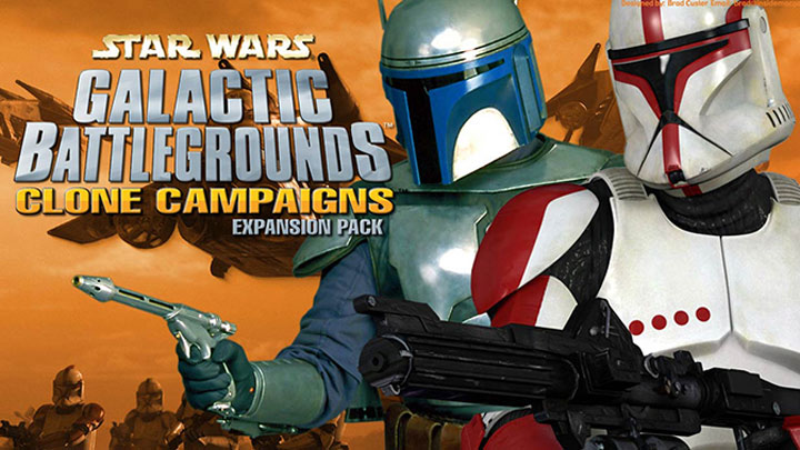 Star Wars: Galactic Battlegrounds - Clone Campaigns