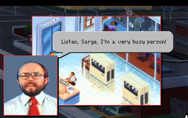 Police Quest 3: The Kindred / Police Quest III