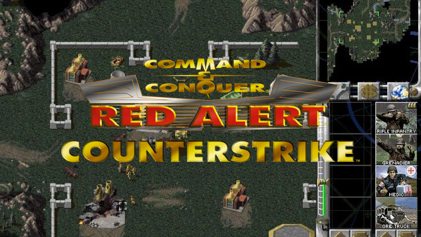 Command & Conquer: Red Alert - Counterstrike