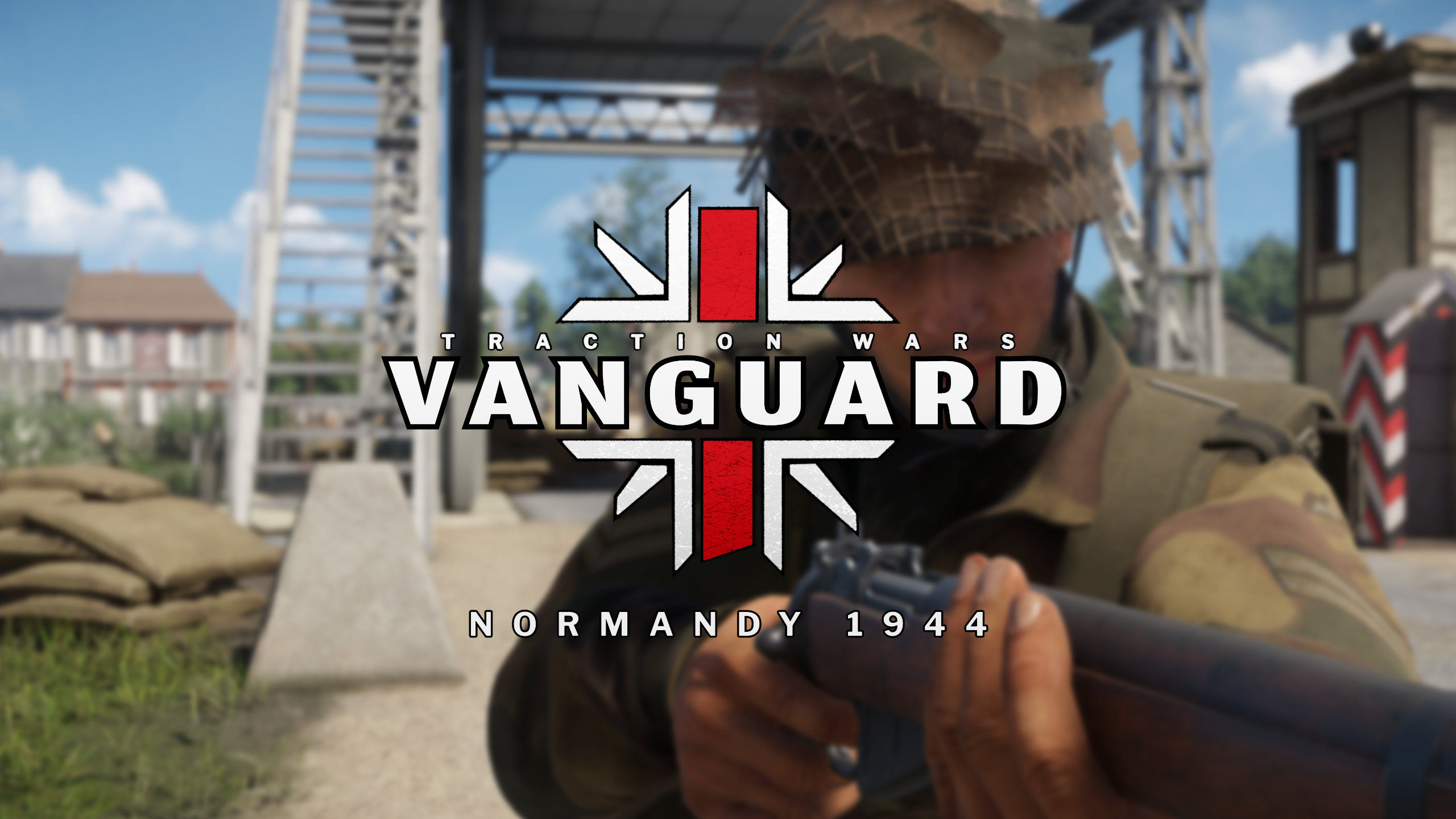 Vanguard: Normandy 1944