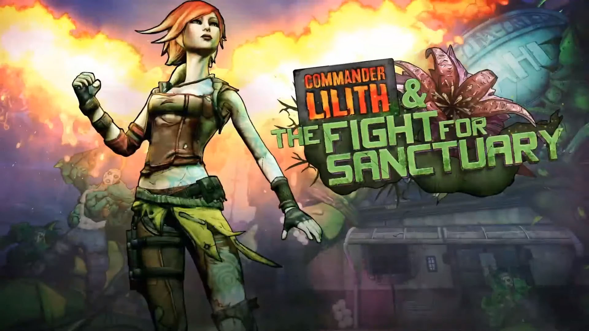 Изображение к Borderlands 2: Commander Lilith and the Fight for Sanctuary