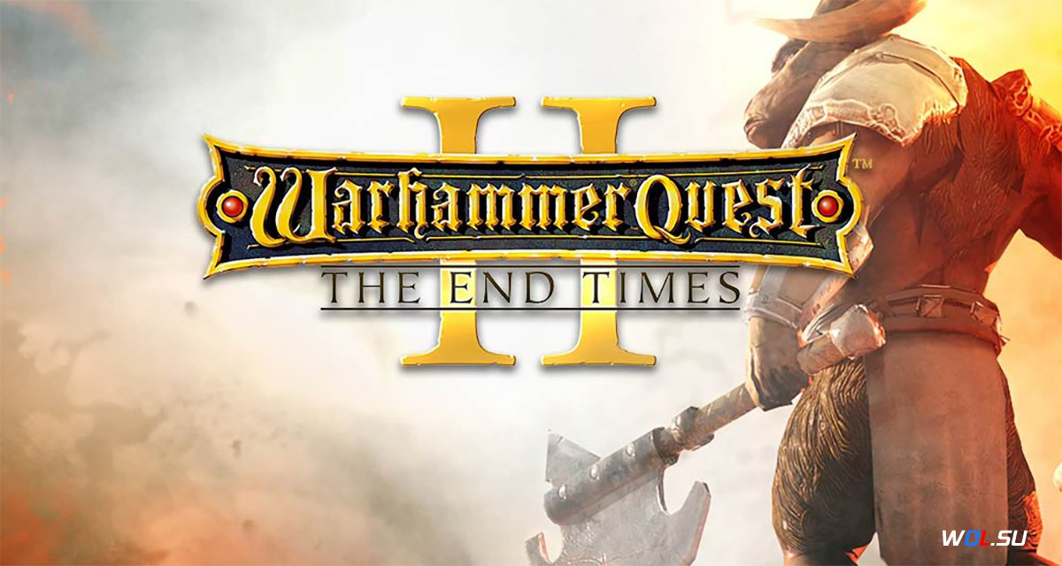 Изображение к Warhammer Quest 2: The End Times