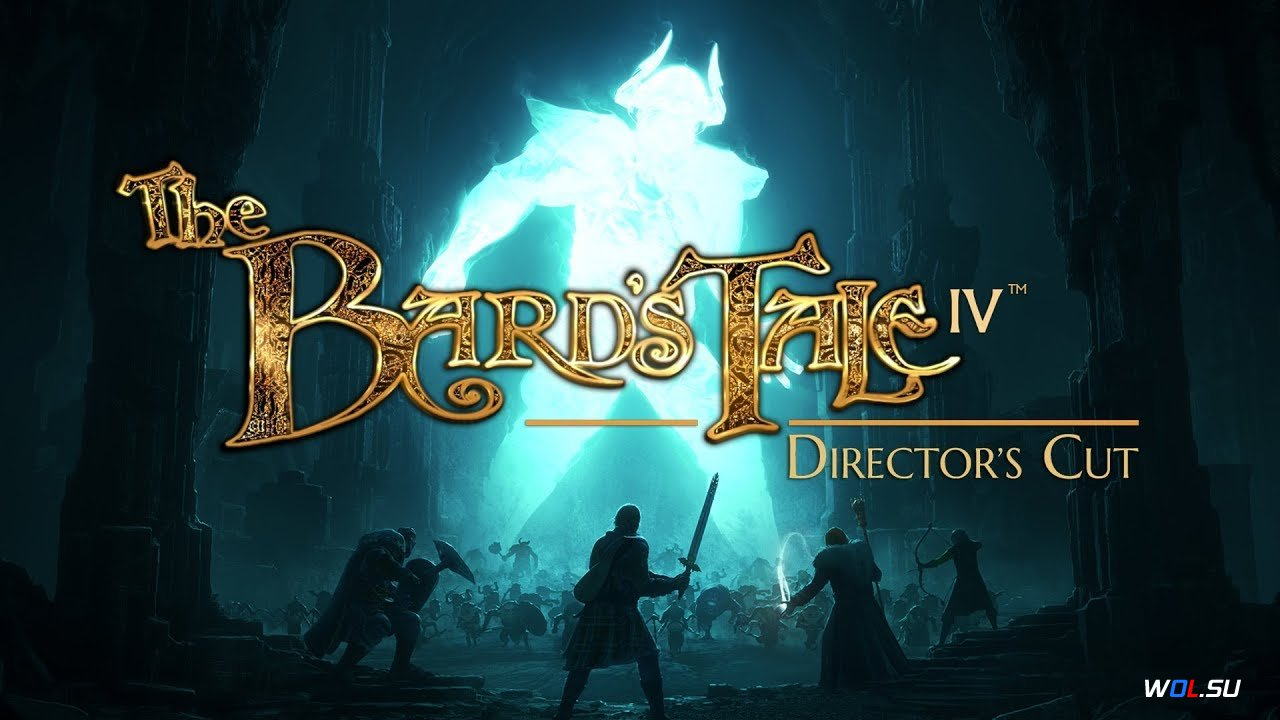 Bard's Tale IV: Director's Cut, The