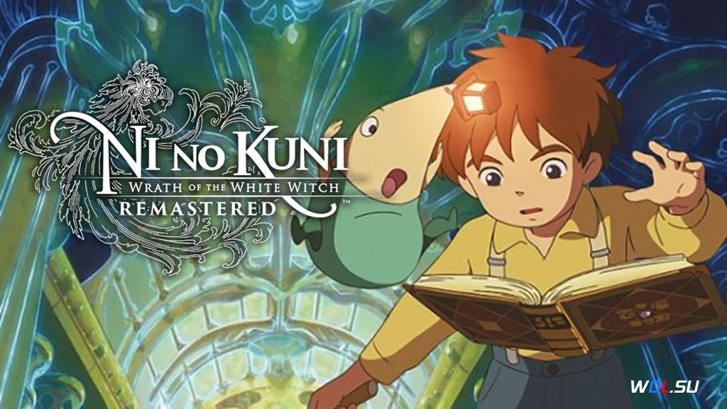 Изображение к Ni no Kuni Wrath of the White Witch Remastered