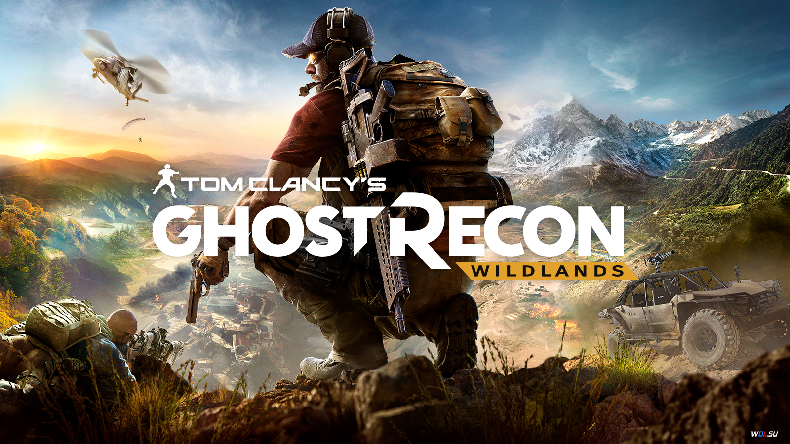 Изображение к Tom Clancy's Ghost Recon: Wildlands