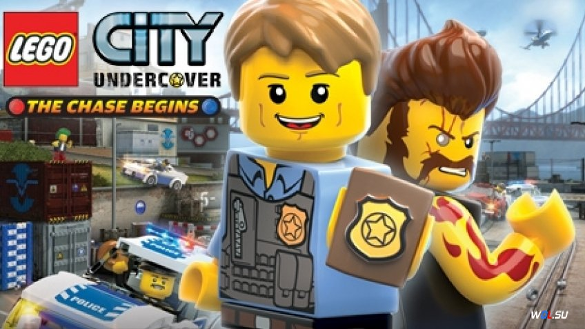 Изображение к LEGO City Undercover: The Chase Begins