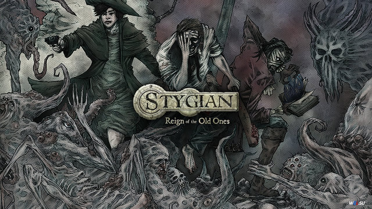 Изображение к Stygian: Reign of the Old Ones
