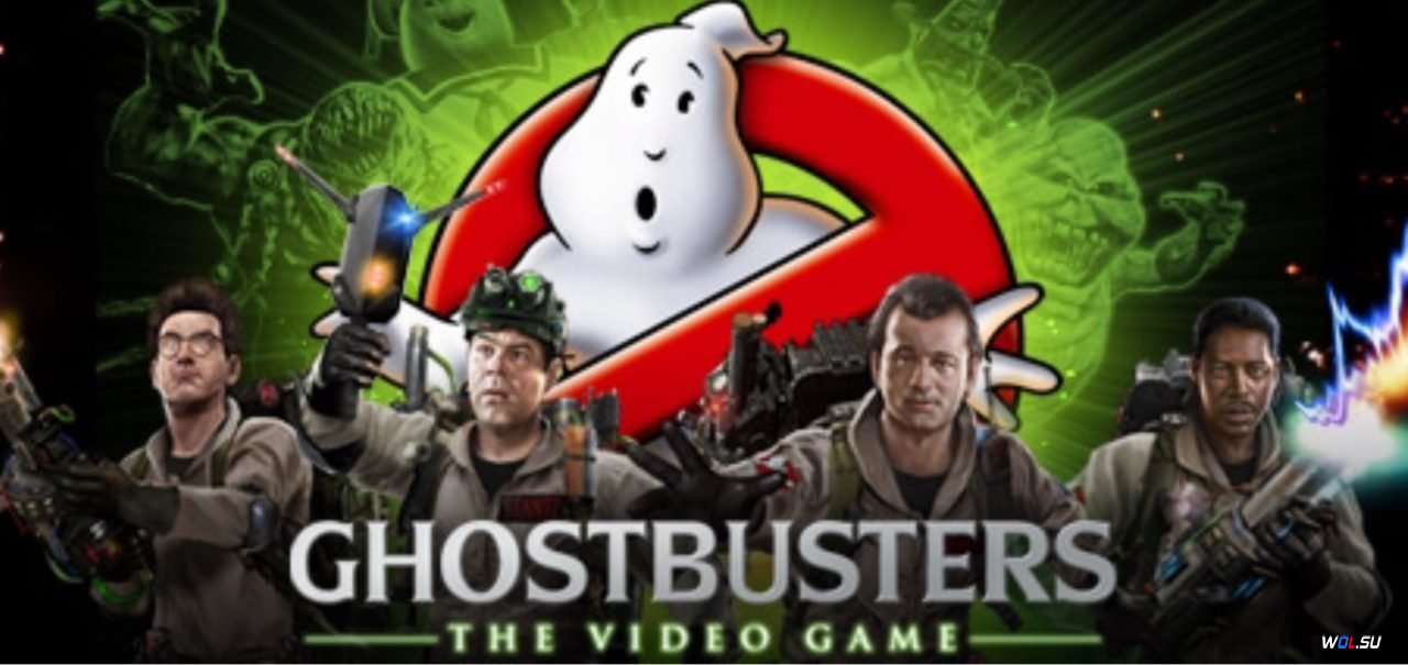Ghostbusters: The Video Game (2009)