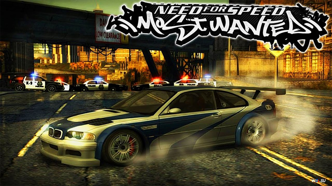 Изображение к Need for Speed: Most Wanted (2005)