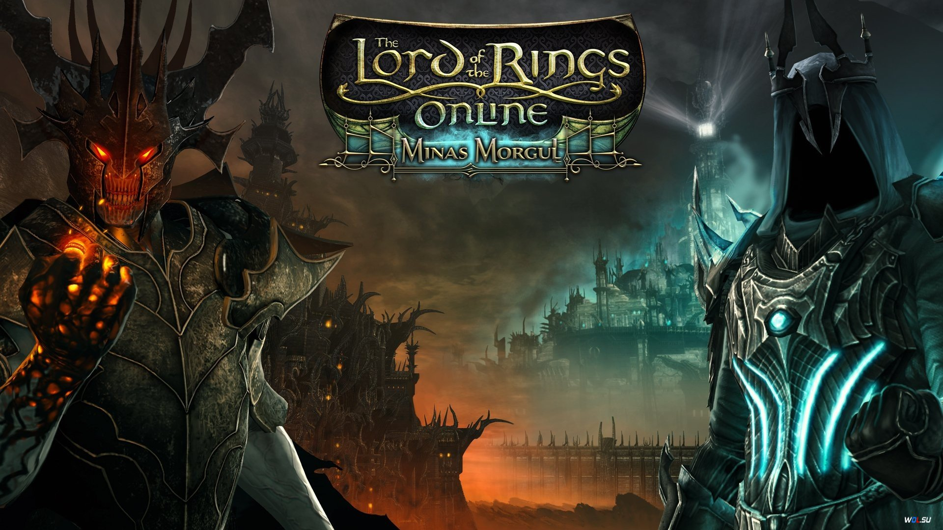 Lord of the Rings Online: Minas Morgul, The