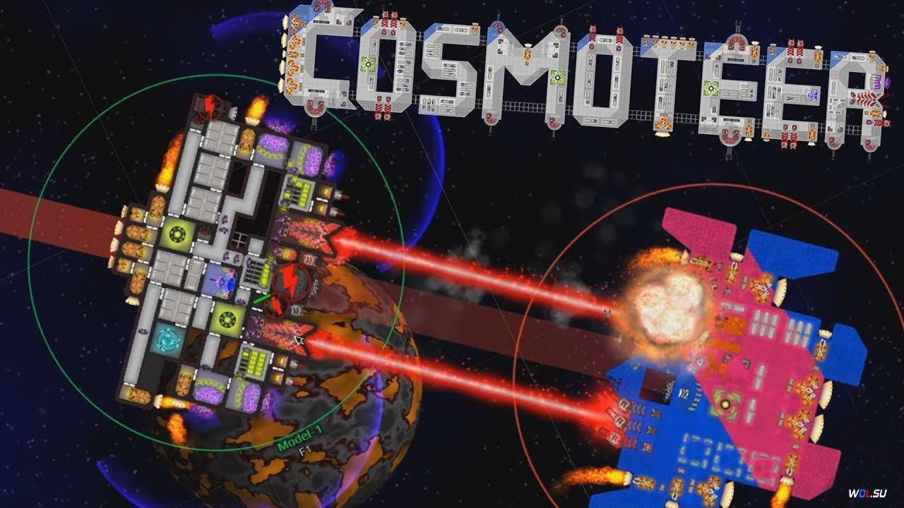 Cosmoteer: Starship Architect & Commander
