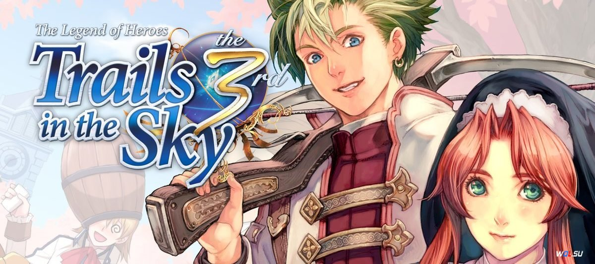 Legend of Heroes: Trails in the Sky the 3rd, The