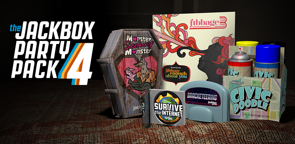 Jackbox Party Pack 4, The