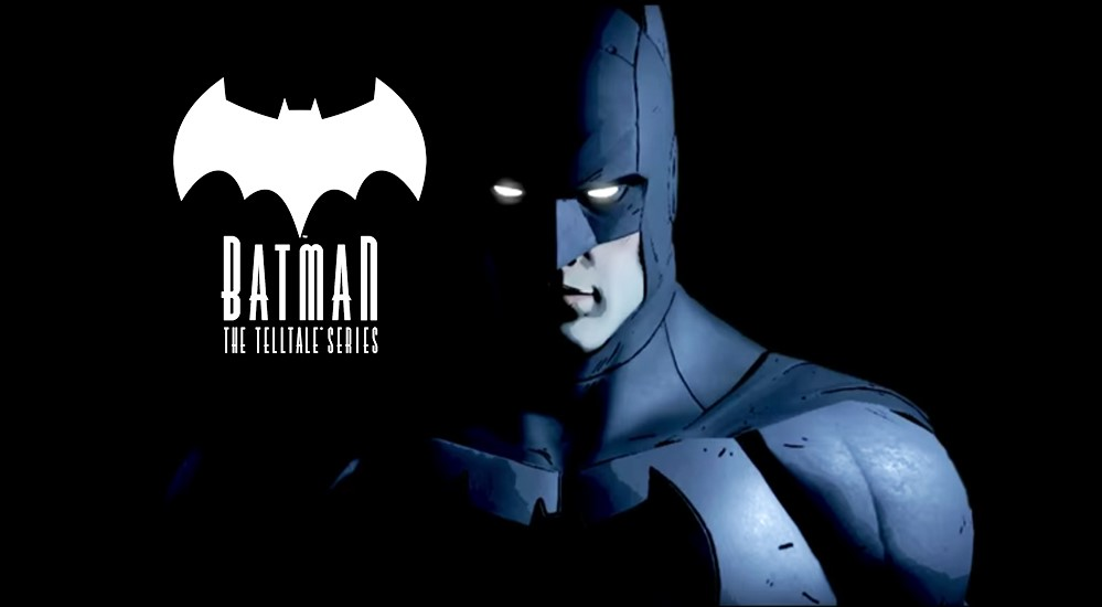 Telltale Batman Shadows Edition, The