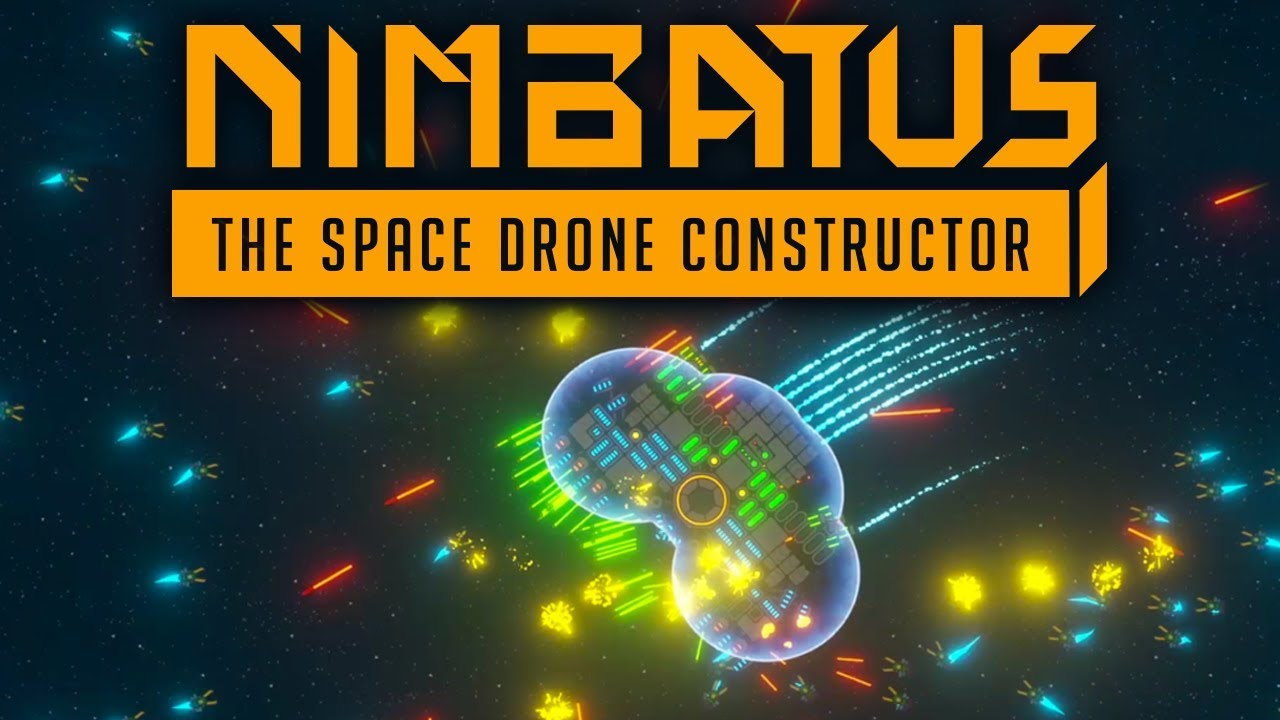 Nimbatus — The Space Drone Constructor