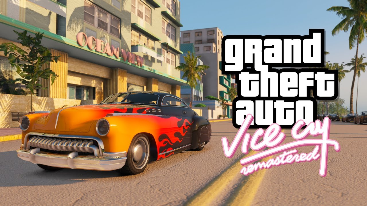 Grand Theft Auto: Vice City - Remastered