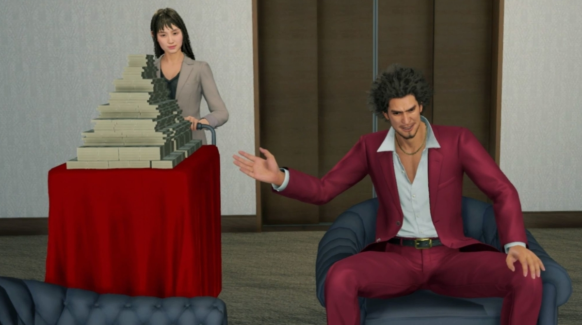 Yakuza: Like a Dragon — гайд по управлению компанией